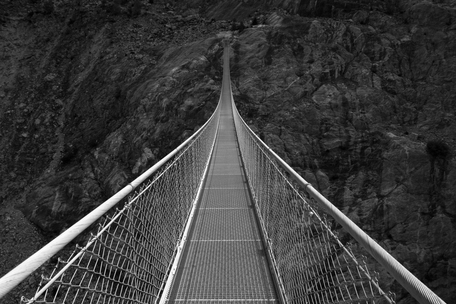 1. Platz: Johannes Gottwalt - Hängebrücke