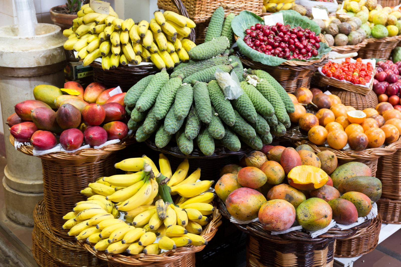 Karl Jäger - Obst und Gemüse