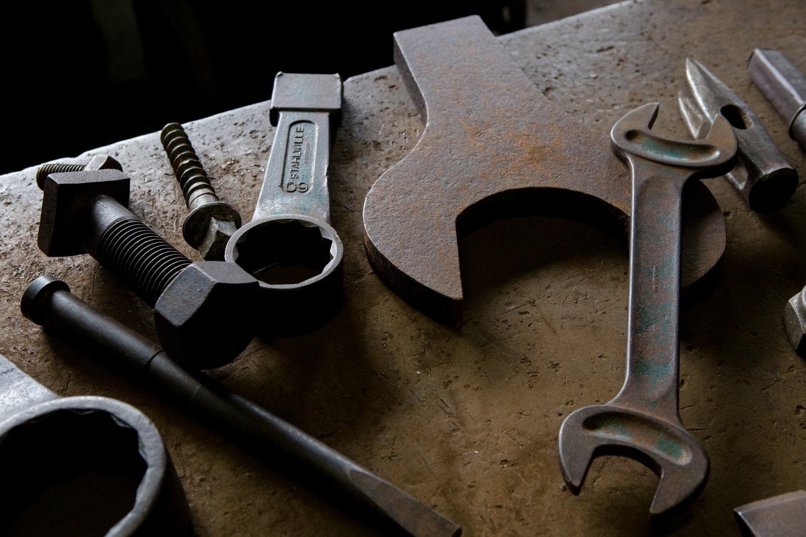 Johannes Gottwalt - Werkzeug